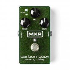 Delay MXR Carbon Copy Analog Delay